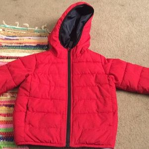 3t Children's Place puffer Coat